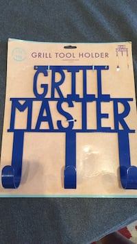 grill master hooks tool holder cooking utensils holder gift - free with purchase  46 km