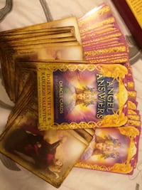 card readings Brampton