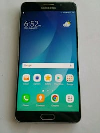 Samsung Galaxy Note 5 Excellent Condition  Jacksonville, 32223