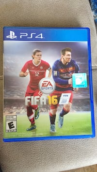 Fifa 16 ps4 game
