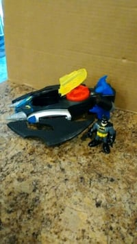 Imaginext Batman and vehicle  Baltimore, 21228