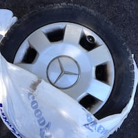 Mercedes-Benz Snow Tires & Rims (Set of 4) *Used 1 Winter* Kingston, ON, Canada