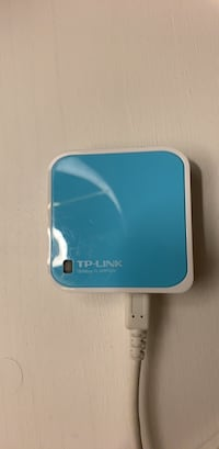 TP Link WR702N wireless router Palo Alto, 94303