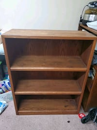 Solid wood bookcases Minneapolis, 55427