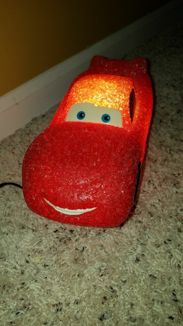 Cars nightlight