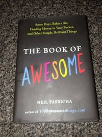 The Book Of Awesome  Brampton, L6X
