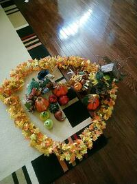 Fall Home Decorations Lot Woodbridge, 22192