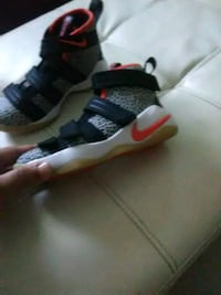 Brand new labrons toddler size 11 Gulfport, 39503