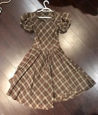 Etoile Isabel Marant Checkered Dress Burlington, L7L 5S8