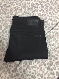7 for all mankind jeans 33x34 Slimmy