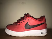 Red Airforce1 size 7y  Toronto, M4K 2L5