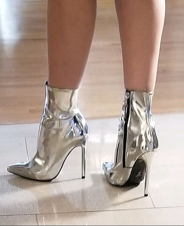 Booties size 38/8  820146bc-671f-4188-8737-2d0e4702be3b