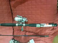 Spinning rod and reel combo London, N5W 4Z5