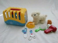 Puppy  Play Set with Carrier  Las Vegas, 89147