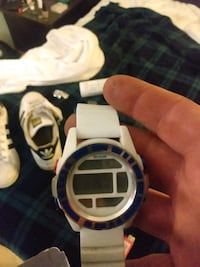 Star Wars collectible Nixon brand R2D2 watch like new.