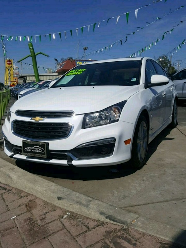 Davidson Chevy Rome >> Used chevy - cruze - 2015 for sale in Merced - letgo