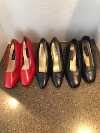 Lot of 3 women's shoes size 8w $10 for all Manassas