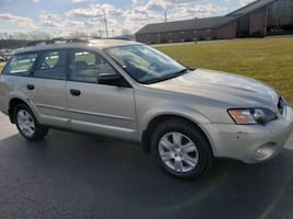 2005 Subaru Outback I 4AT