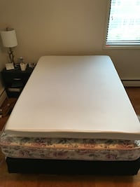 Topper for Mattress - Full, 4 inch Arlington, 22201