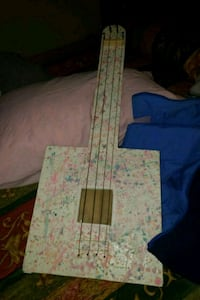 Hand made guitar. Just for looks. Hagerstown