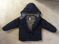 Lot of Gap and Carter boy jackets 4T-5T Vancouver, V5S 3J4