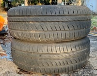 Set of Two Spare Tires Cinturato P [TL_HIDDEN] W Windsor Mill, 21244