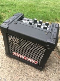 Battery Powered Roland Micro Cube Amplifier  Pomona, 10970