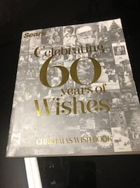 Sears 60th annual wish book. Very good condition Surrey, V3V 7L9