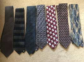 Dress shirt Ties
