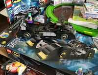 Batmobile LEGO TEXT ONLY  [TL_HIDDEN]  Leamington
