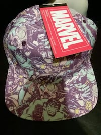 Marvel snapback new with tags  Chester, 19013
