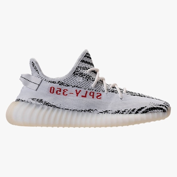 4a51e7d06 Used Unpaired white adidas yeezy boost 350 v2 for sale in San ...