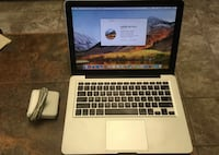 "Apple MacBook Pro 13.3"" Laptop LED Intel i5  2.5GHz 4GB 500GB - MD101LLA Silver Spring, 20902"