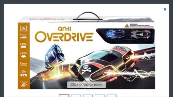 Overdrive racing cars and track 88$