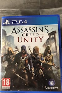 Assassin's Creed Unity PS4 Gölcük/Kocaeli, 41950