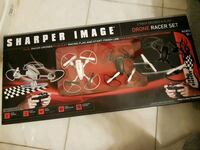 Sharper Image dual drone racing set