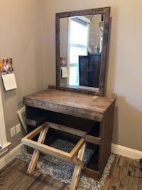 Solid wood vanity College Station, 77845