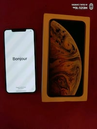 IPhone XS max Sylver comme neuf avec facture.  Nancy, 54000