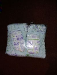 i am selling 79 luvs diapers size 3 never been worn. Salem
