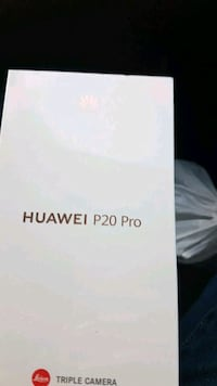 Huawei P20 pro brand new sealed Mississauga, L5M 7W6