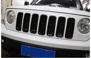 Jeep Grill Cover