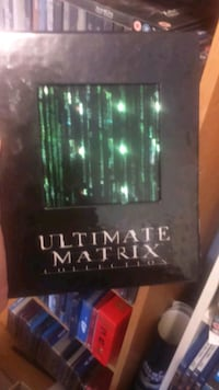 Matrix blu ray brand new sealed  Surrey, V3S