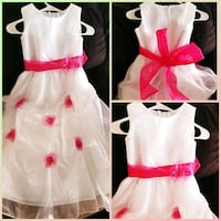 white and pink tutu dress Kerman, 93630