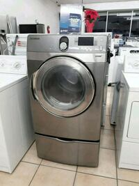 gray front-load clothes Dryer South Gate