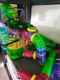Hamster Cage with lots of extras Coppell, 75019
