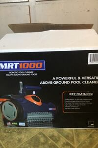 Above ground pool cleaner MRT 1000