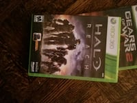 Xbox 360 Halo 4 game case Toronto, M2M 2E4