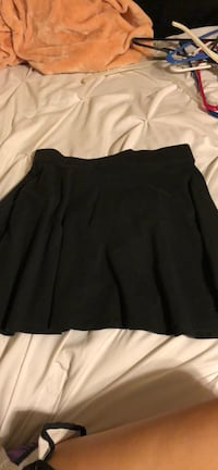 Victoria secret black skater skirt size medium  Fort Smith, 72901