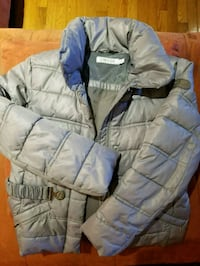 Girl's Geox Winter Coat Silver Spring, 20904