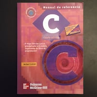 Libro Manual de Referencia C (Programación) Madrid